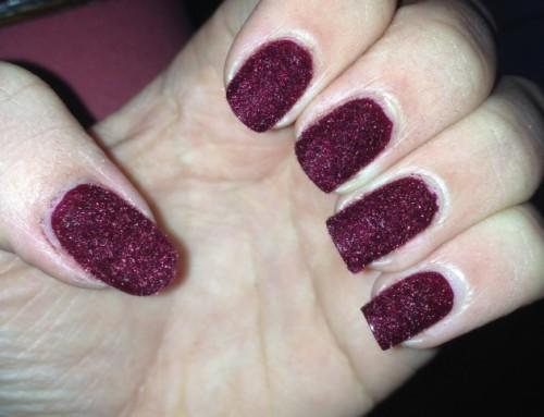 Velvet nails shoplog + try-out
