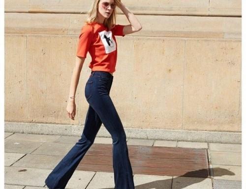 Trendalert: Flared Jeans