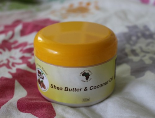 Shea Butter & Coconut Oil