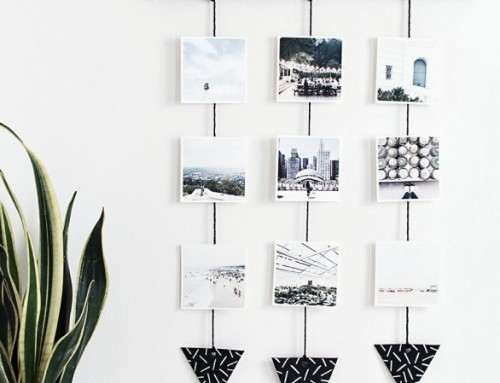 DIY: Photo Frame