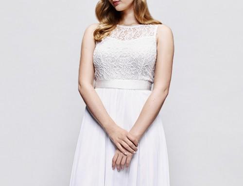 Zou jij trouwen in een jurk van de Zeeman?