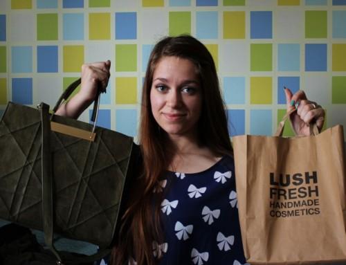 Shoplog: Primark, H&M en Lush