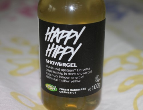 Let's be a Happy Hippy!