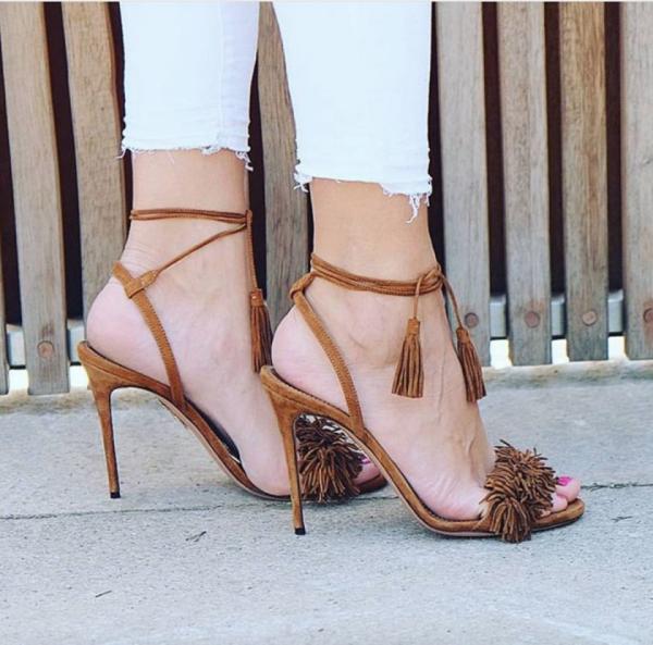 Franjes Fringe schoenen