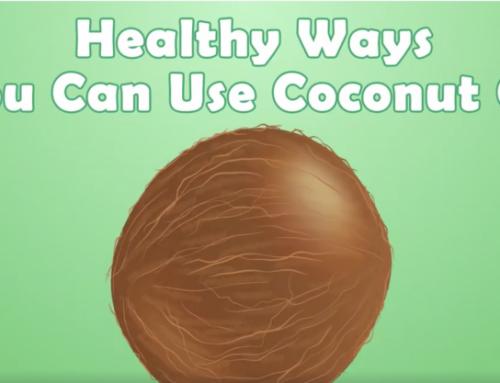 Hier is Kokosolie allemaal goed voor!
