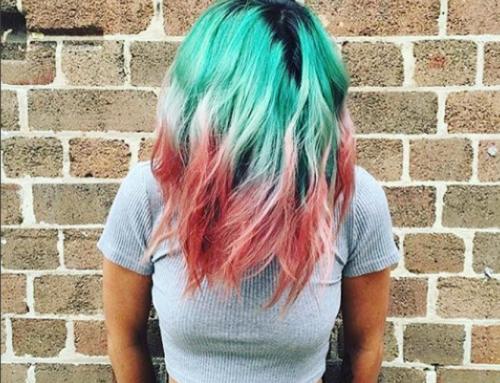 Trendalert: Durf jij het aan? Watermelon hair!