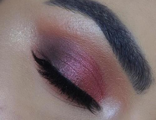 Met deze make-up look ben je binnen no-time ready to go!