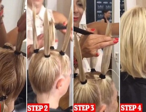 Wordt dit jouw volgende hairdo?