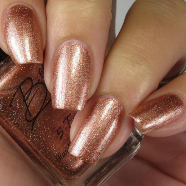 Copper Nails