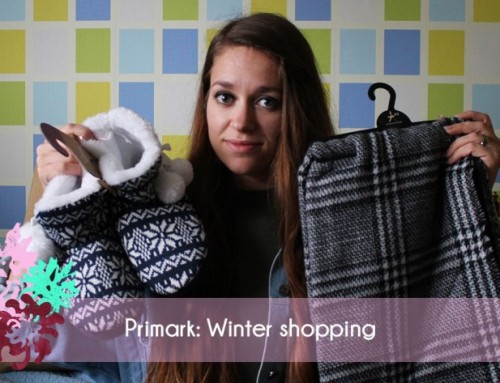 Shoplog: Winter Shopping