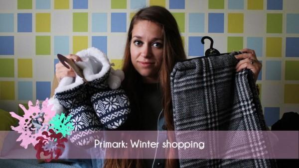 Shoplog: Winter Shopping