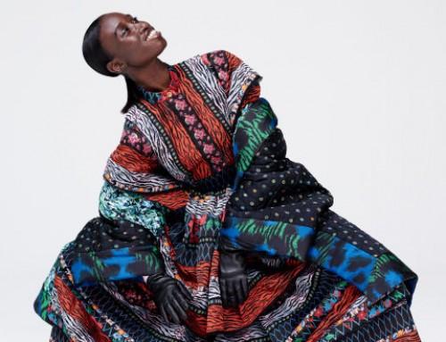 KENZO x H&M de lookbookbeelden