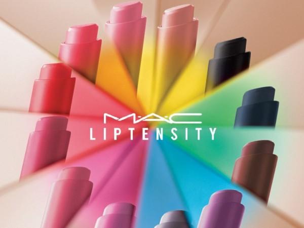 M.A.C. Cosmetics Liptensity