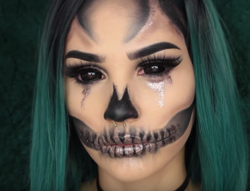 6x Must See Halloween Make-up Tutorials