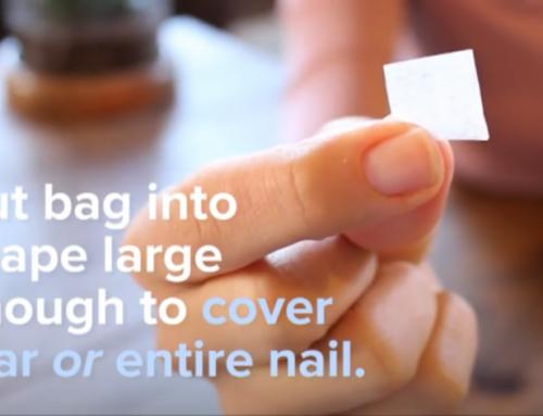 Zo repareer je een ingescheurde nagel