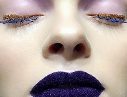 Trendalert: lippen gemaakt van wol