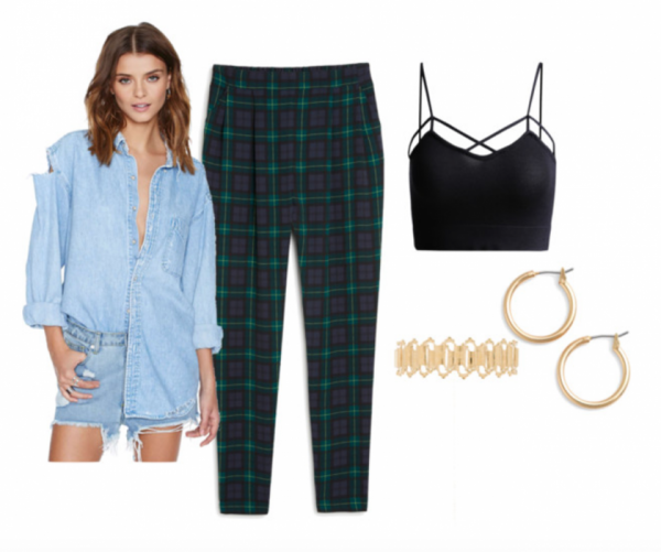 Outfit inspiratie Polyvore