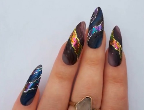 Geode nails it is!