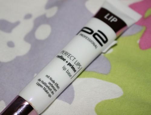 Longlasting lipstick met een goede lip base!