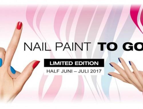 Nail paint de must-have voor een perfecte manicure