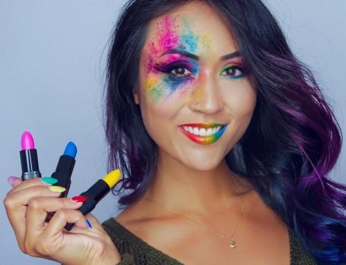 De Hema regenboog make-up collectie al gezien?