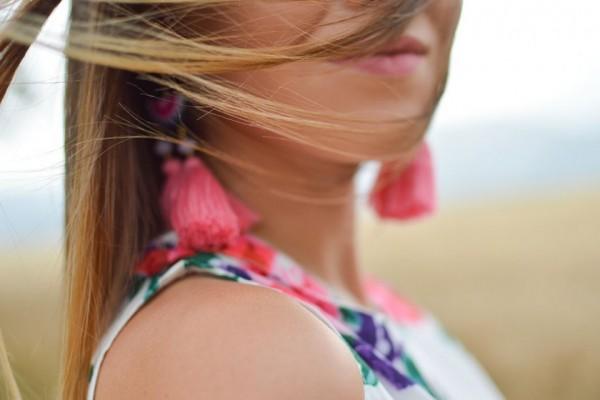 Oversized oorbellen