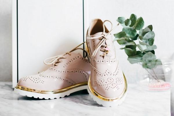 Perfecte excuus schoenen