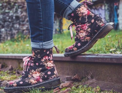 Winter, en dat betekent nieuwe schoenen!