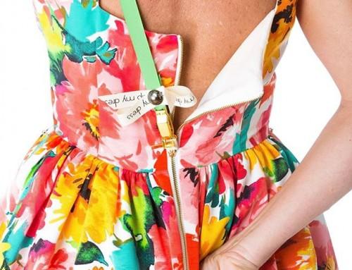 Eenvoudig je jurk sluiten met Zip My Dress