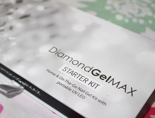 DiamondGelMAX; gel nagellak voor on-the-go