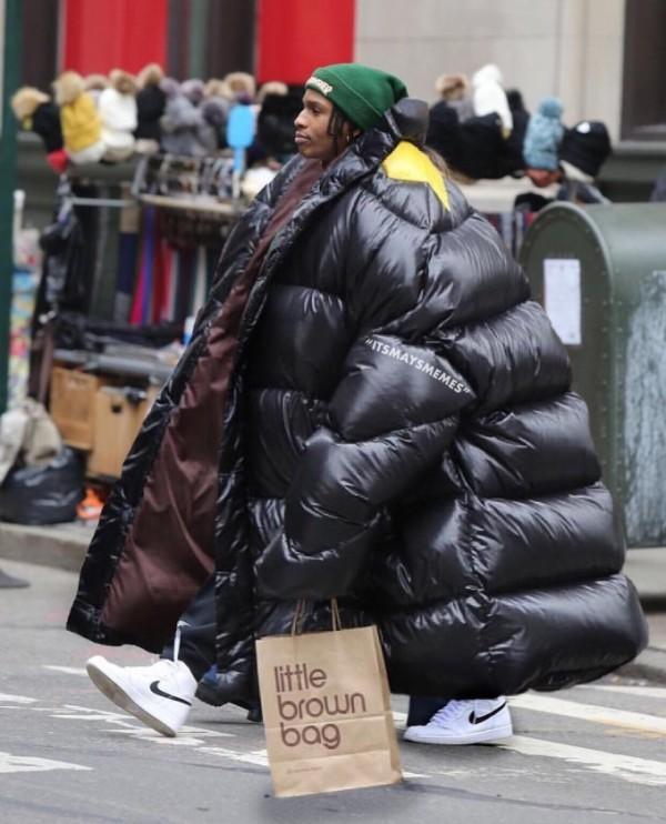 Oversized kleding 2.0 streetwear