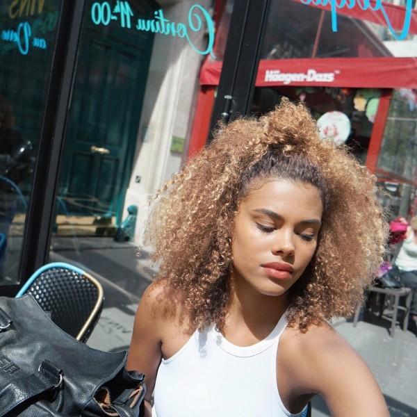 Haarkleuren voor zomer 2018