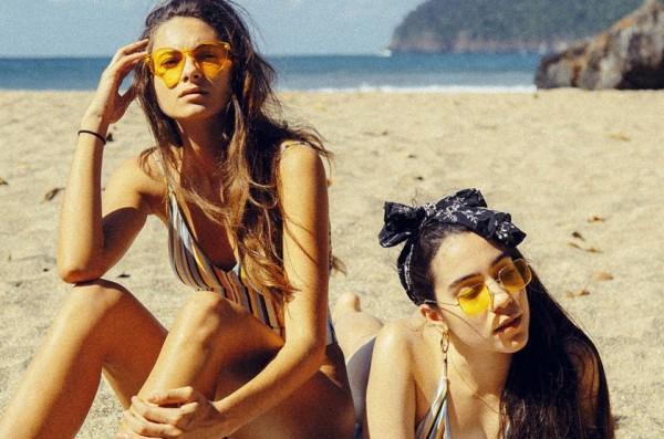 Verwijder krassen van je zonnebril