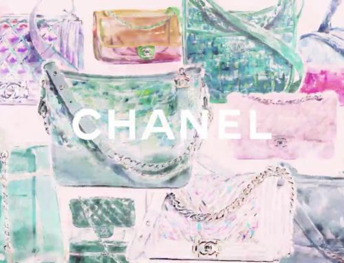 Zo wordt een Chanel tas gemaakt!