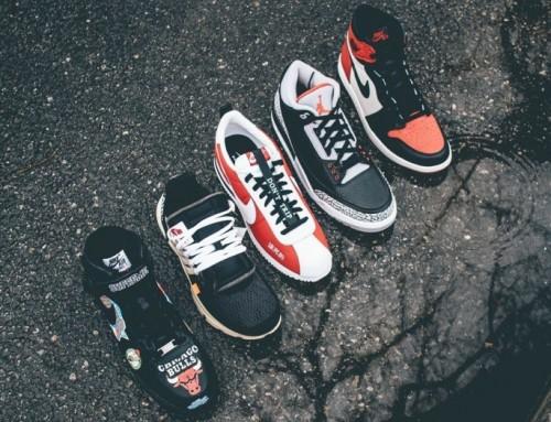 Meer dan 3.000 exclusieve sneakers bij elkaar!
