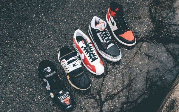 Exclusieve sneakers