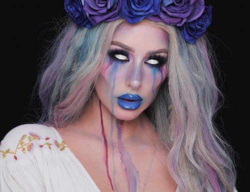 Laat de Halloween pret beginnen met make-up tutorials