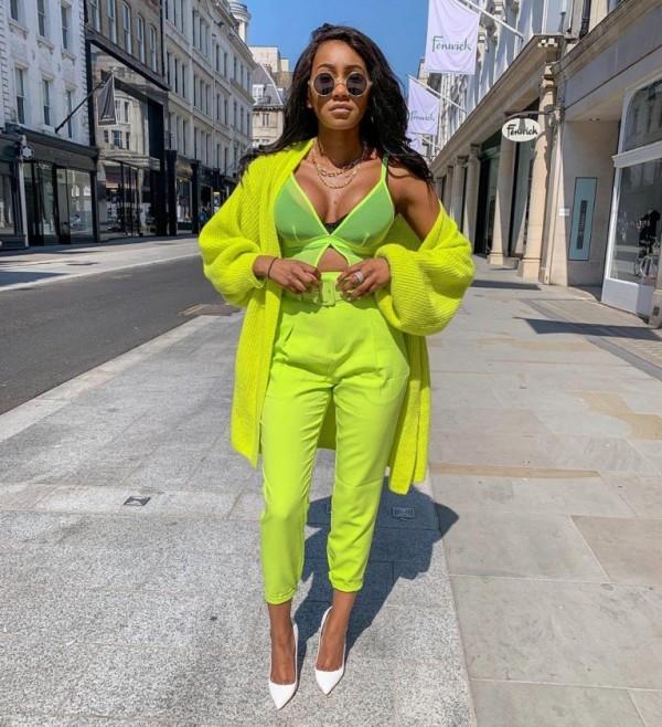 Neon kledingtrend MissGuided